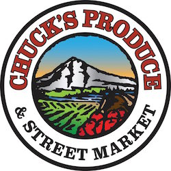 Chuck's Produce & Street Market, Hazel Dell & Mill Plain locations