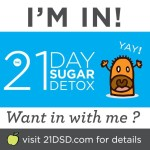 21 Day Sugar Detox: Challenge Accepted!